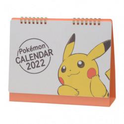 Desktop Calendar Pikachu Pokémon 2022
