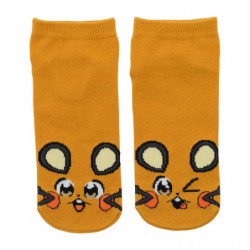 Short Socks Dedenne Pikachoose