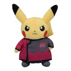 Plush Pikachu Boss Member Magma RR japan plush