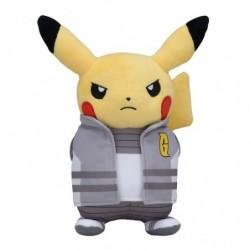 Plush Pikachu Boss Member Galaxy RR japan plush