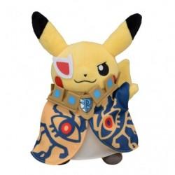 Plush Pikachu Boss Member Plasma RR japan plush