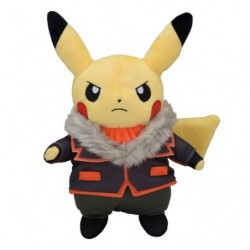 Peluche Pikachu Boss Member Flare RR japan plush