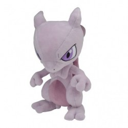 Plush Doll Mewtwo Boss Member RR japan plush