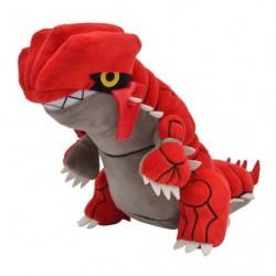 Plush Doll Groudon Boss Member RR japan plush