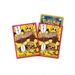 Card Sleeves Pikachoose