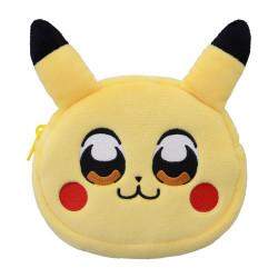 Face Pouch Pikachu Pokémon Bkub Okawa Collection