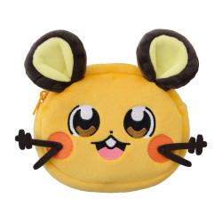 Face Pouch Dedenne Pokémon Bkub Okawa Collection