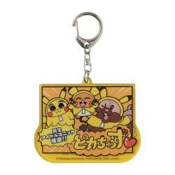 Keychain Kessei Pokémon Bkub Okawa Collection