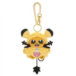 Plush Keychain Dedenne Pokémon Bkub Okawa Collection