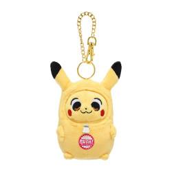 Plush Keychain Pikachu Pokémon Bkub Okawa Collection