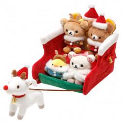 Plush Christmas Set Rilakumma