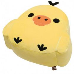 Plush Cushion Super Mochi Mochi Kiitori Rilakkuma