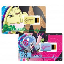 Dim Card Set Angoramon Jellymon Ver.02  Vital Breath Digital Digimon