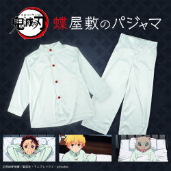 Pajamas Butterfly Mansion S Kimetsu No Yaiba