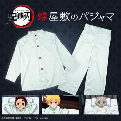 Pajamas Butterfly Mansion L Kimetsu No Yaiba
