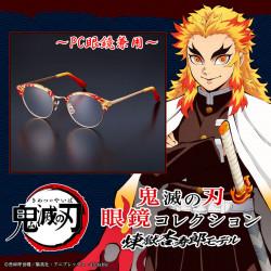 PC Glasses Kyojuro Rengoku Kimetsu No Yaiba