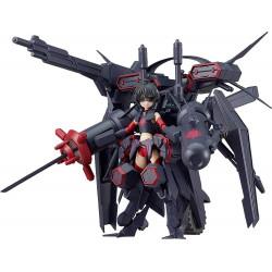 Figure Maple Machine God Ver.  Bofuri I Don't Want to Get Hurt ACT MODE Plastic Model