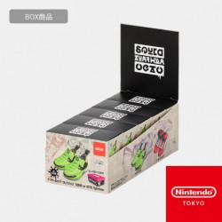 Keychains Kutsu Box collection SQUID or OCTO Splatoon