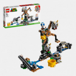 LEGO Aim Top Lift challenge Super Mario