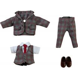 Nendoroid Doll Suit Plaid Outfit Set
