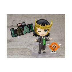 Nendoroid Extension Set Loki President Ver.