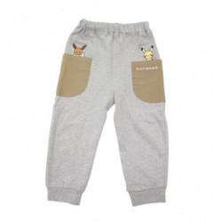 Pants Grey L Monpoké