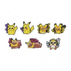 Rubber Clips Collection Box Pikachoose