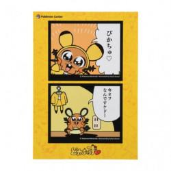 Sticker Dedenne Pikachoose