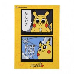 Sticker Pikachu Pikachoose
