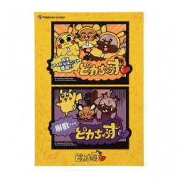 Sticker Kessei Pikachoose