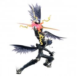 Figures Beelzebumon and Impmon Digimon Tamers G.E.M. Series