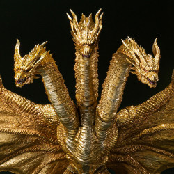 Figurine King Ghidorah 2019 Special Color Ver. S.H.MonsterArts