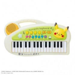 Keyboard Kids Pikachu Monpoké