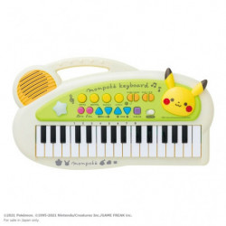 Clavier Enfant Pikachu Monpoké