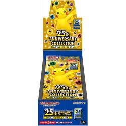 25th ANNIVERSARY COLLECTION Booster Box Pokémon