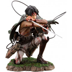 Figurine Levi Fortitude Ver. Attack On Titan ARTFX J