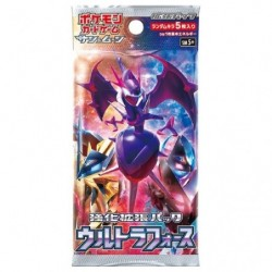 Booster Card Kyoka Expansion Pack Ultra Force sm5+ japan plush