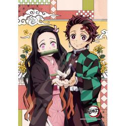 Jigsaw Nezuko and Tanjiro Kamado Kimetsu No Yaiba