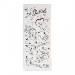 Face Towel Pikachu Living & Dining japan plush