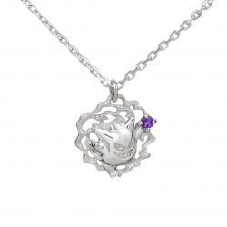 Necklace Gengar Silver Pokémon U Treasure