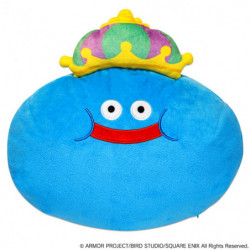 Cushion Neck Pillow Combo King Slime Dragon Quest Travel