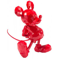 Figure Mickey Mouse Red Polygo