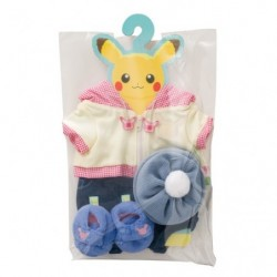 Costume pour Peluche Pikachu's Closet Parka japan plush