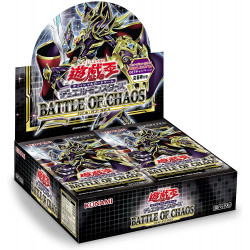 Battle Of Chaos Booster Box Yu-Gi-Oh!