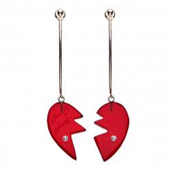 Earrings Polnareff Heart Jojo's Bizarre Adventures Golden Wind