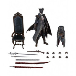 figma Lady Maria of the Astral Clocktower: DX Edition Bloodborne: The Old Hunters
