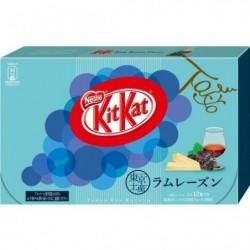 Kit Kat Mini Rhum Raisin japan plush