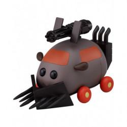 MODEROID Armored Teddy Pui Pui Molcar Plastic Model
