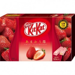 Kit Kat Mini Fraises japan plush