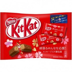 Kit Kat Mini Message Card Pack japan plush